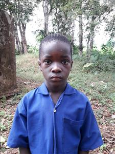 Choose a child to sponsor, like this little boy from Tegloma, Aruna age 8