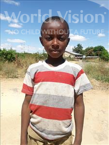 Choose a child to sponsor, like this little boy from Kilimatinde, Nathaniel Simon age 9