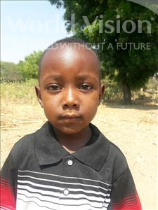 Choose a child to sponsor, like this little boy from Kilimatinde, Sospeter Wesesrau age 3