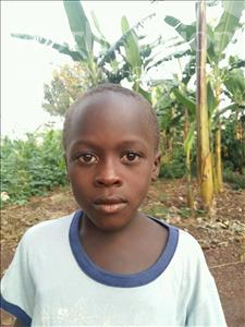 Hussein Migadde, aged 7, from Uganda, is hoping for a World Vision sponsor