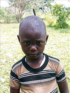 Choose a child to sponsor, like this little boy from Busitema, John age 5