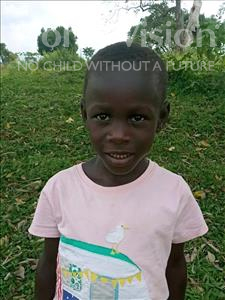 Choose a child to sponsor, like this little boy from Busitema, Erifasi age 4