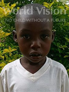 Choose a child to sponsor, like this little boy from Busitema, Ronnie age 6