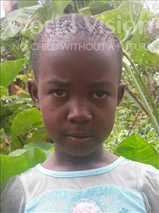 Choose a child to sponsor, like this little girl from Busitema, Bella age 6