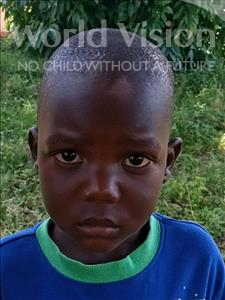 Choose a child to sponsor, like this little boy from Busitema, Charles age 4