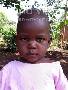 Choose a child to sponsor, like this little boy from Busitema, Jovan age 5