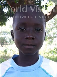 Choose a child to sponsor, like this little boy from Busitema, Charles age 8