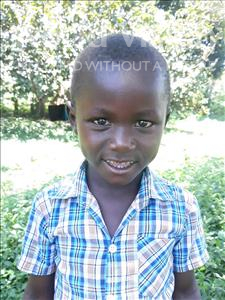 Choose a child to sponsor, like this little boy from Busitema, Johnathan age 6
