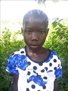Choose a child to sponsor, like this little boy from Busitema, Sarah age 8