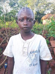 Choose a child to sponsor, like this little boy from Ntwetwe, Erick age 8