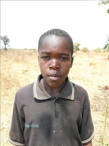 Choose a child to sponsor, like this little boy from Keembe, Victor age 13
