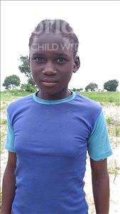 Choose a child to sponsor, like this little girl from Keembe, Lister age 8
