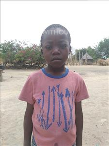 Choose a child to sponsor, like this little boy from Keembe, Leonard age 7