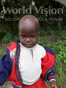 Choose a child to sponsor, like this little boy from Suwila, Alick age 2