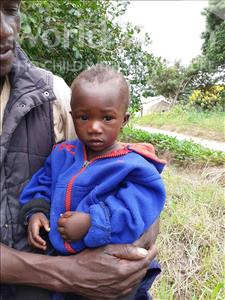 Choose a child to sponsor, like this little girl from Suwila, Jane age 2