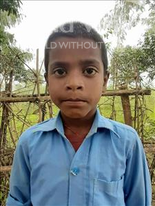 Choose a child to sponsor, like this little boy from Sarlahi, Sachin Kumar age 9