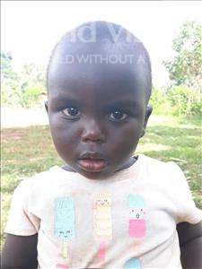 Choose a child to sponsor, like this little boy from Busitema, Coline age 3