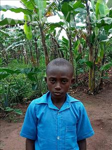 Choose a child to sponsor, like this little boy from Ntwetwe, Payas age 9