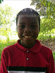 Choose a child to sponsor, like this little boy from Namaita, Gil Elisio age 10