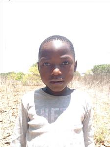 Choose a child to sponsor, like this little boy from Pheone, Raquiel Alexandre age 7