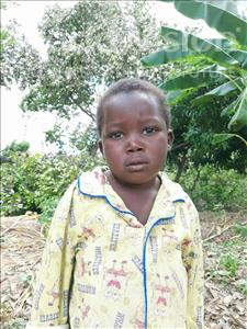 Choose a child to sponsor, like this little boy from Pheone, Helio age 6
