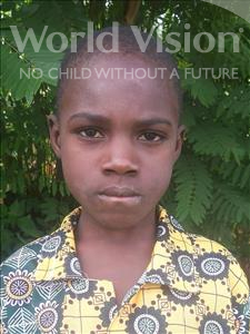Choose a child to sponsor, like this little boy from Thundu, Benjamin age 7