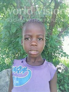 Choose a child to sponsor, like this little boy from Thundu, Gelard age 8