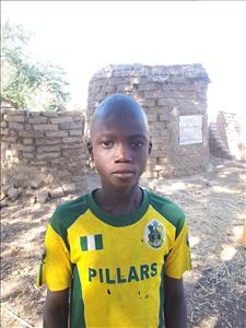 Choose a child to sponsor, like this little boy from Komabangou, Ali age 12