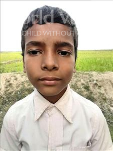 Choose a child to sponsor, like this little boy from Sarlahi, Dhiraj Kumar age 8