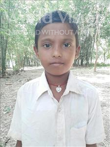 Choose a child to sponsor, like this little boy from Sarlahi, Suraj age 11