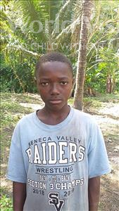 Choose a child to sponsor, like this little boy from Tegloma, Idrissa age 11