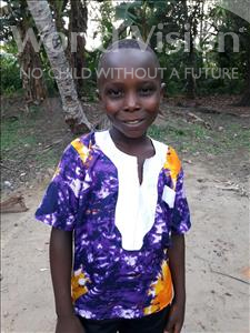 Choose a child to sponsor, like this little boy from Tegloma, Josie age 12