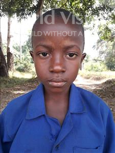Choose a child to sponsor, like this little boy from Jaiama Bongor, Joesph age 10