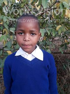 Choose a child to sponsor, like this little girl from Kilimatinde, Rabbeca Tano age 9