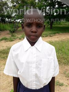 Choose a child to sponsor, like this little girl from Kilimatinde, Agnes Joseph age 10