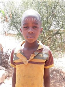 Yoram Boniphace, aged 12, from Tanzania, is hoping for a World Vision sponsor