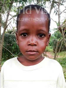 Choose a child to sponsor, like this little girl from Busitema, Elizabeth age 3