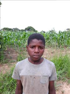 Choose a child to sponsor, like this little boy from Keembe, Lackson age 8