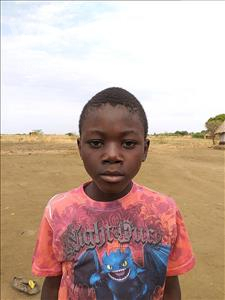 Choose a child to sponsor, like this little boy from Keembe, Joseph age 8