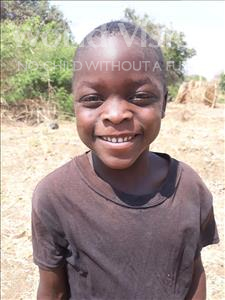 Choose a child to sponsor, like this little boy from Keembe, Daniel age 7