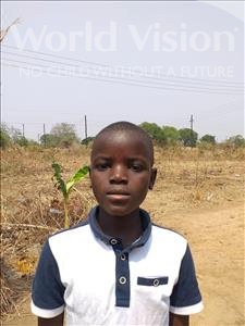 Choose a child to sponsor, like this little boy from Keembe, Bowas age 8